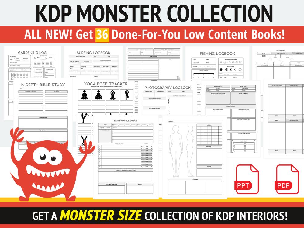 KDP Monster